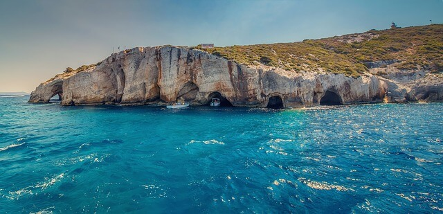 הפלגה ליוון