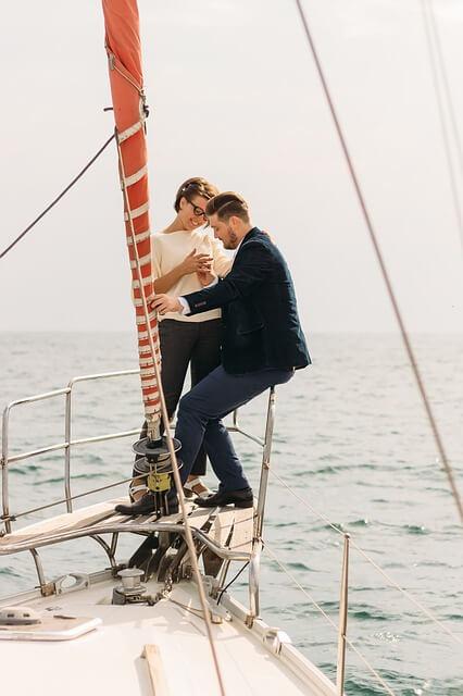הצעת נישואין רומנטית - ככה תעשו את זה הכי הכי